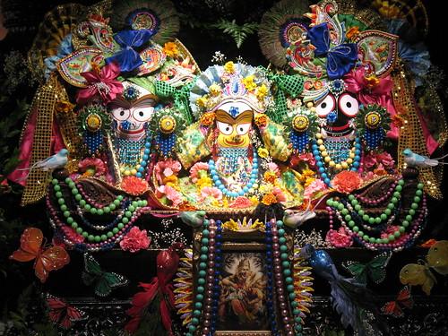 Sri Sri Jagannath Baladeva Subhadra