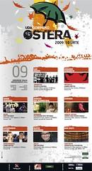 UDAGOIENEKO OSTERA 09 - Kartel orokorra
