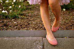 Words don't come easily (Federica Mu ) Tags: barcelona feet me shy dreaming explore innocence federica summerlight enfantin imieipiediniconleballerinecarine