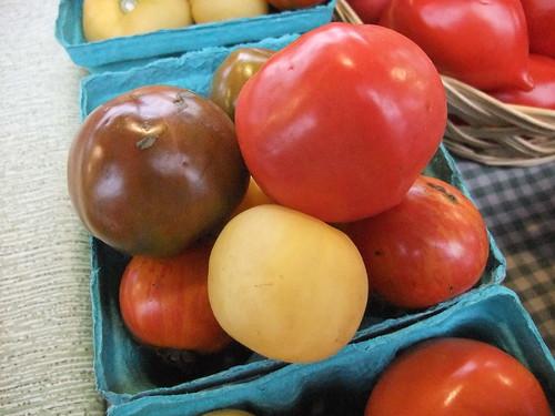 Tomatoes 10/3/09