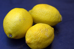 lemons make me smile