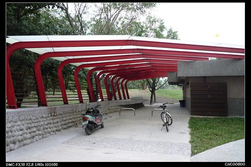 單車國道的廁所