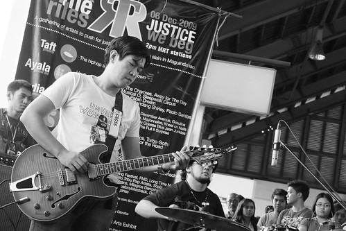 Zach and the Action Pact at Rock the Riles 2009 1