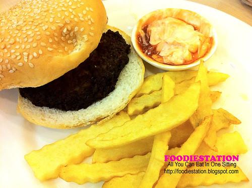 burger copy