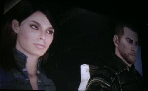 ashley williams hot. pictures ashley williams in mass effect 3. she is in Mass Effect 3: ashley