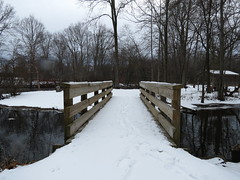 Snowy Bridge (deu49097) Tags: snow winter bridge
