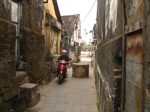 Motorcycle kamikaze