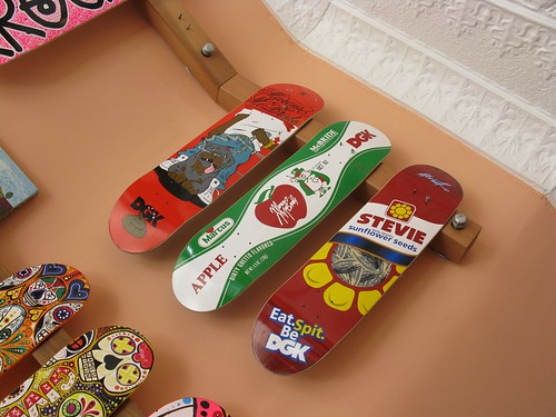 Park Delicatessen 2009 edition (Skateboards) - 5