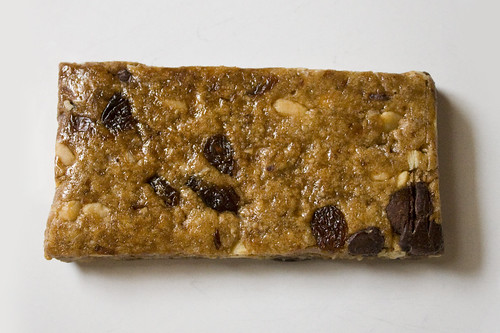 Peanut Butter Bum Bar