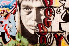 Dogboy (alankaar) Tags: usa minnesota graffiti nikon colorful minneapolis twincities nikkor dinkytown d60 1855mmf3556gvr