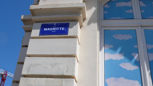 Inauguration Musée Magritte