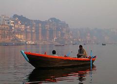 Varanasi Dawning (Aimei888) Tags: lpfloating