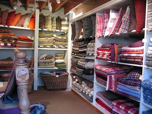 Melin Tregwynt shop