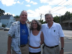 Michael, Anne & Bill