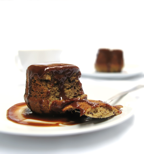 Sticky Toffee Pudding (eaten)