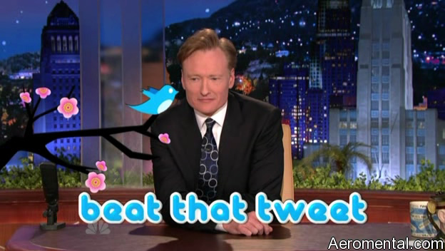 Conan twitter The Tonight Show