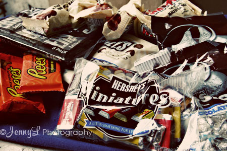 PROJECT 365: Chocolate Overload