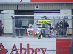 British Grand Prix 2009 FP1