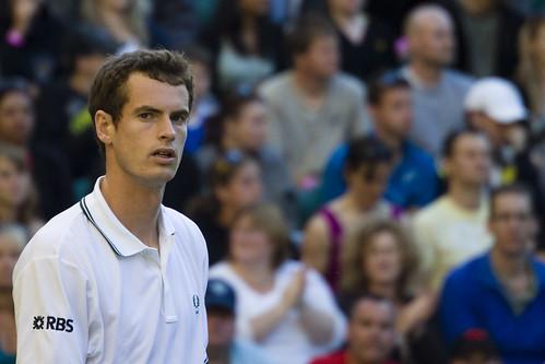 Andy Murray, 2009 Wimbledon