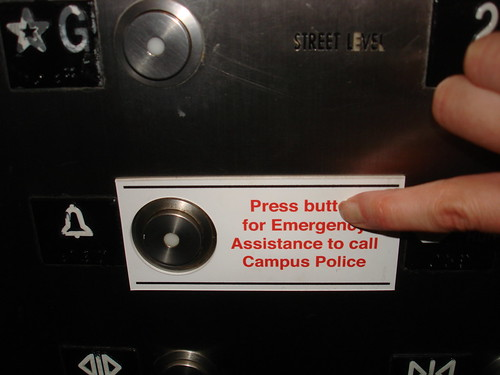 Press butt for Emergency Assistance