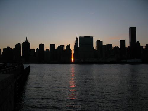 Manhattanhenge, 13