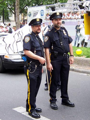 Good Cop Bad Cop (Beware: Betrayal's part of the Good Cop's job description)
