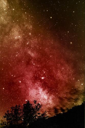 Wide Field Southern Milky Way