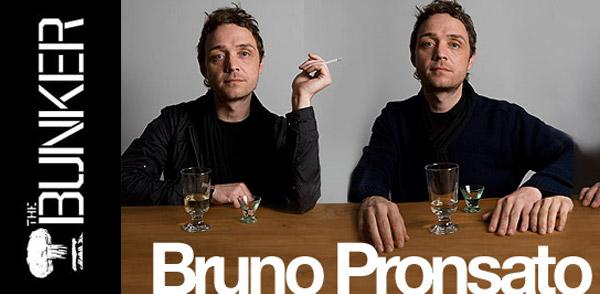 The Bunker Podcast 57: Bruno Pronsato (Image hosted at FlickR)