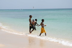 Boys and Fishing [Dsc_4881] (smendes) Tags: boys island fishing paradise beaches barbados caribbean boyhood