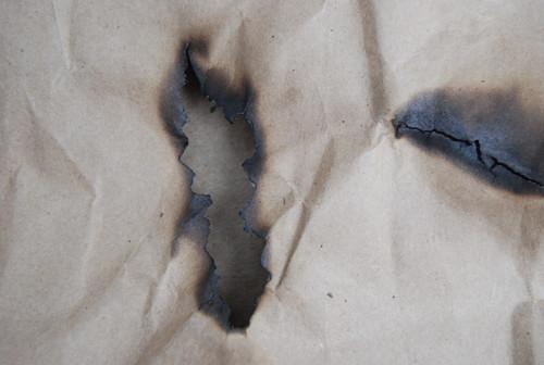 Burnt Paper Texture 10