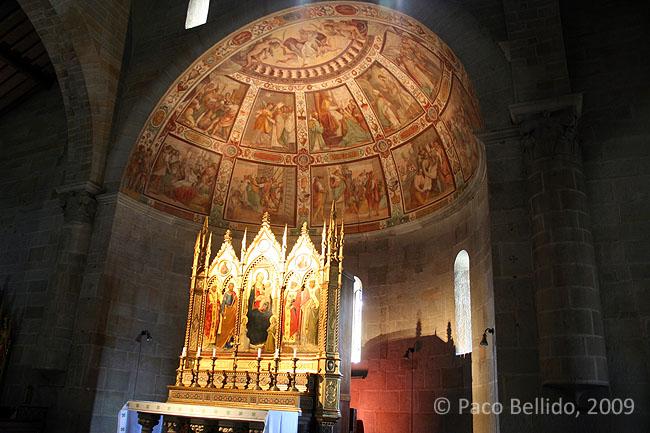 Detalle del altar. © Paco Bellido, 2009