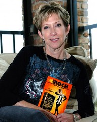 Dayna Steele, author of Rock to the Top