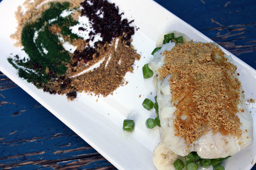 Daring Cooks: Cod with Traditional Flavors Powdered 3