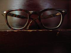 VINTAGE EYEGLASSES:AMERICAN OPTICAL (Zk_Silversmith) Tags: vintage ao eyeglasses 1950