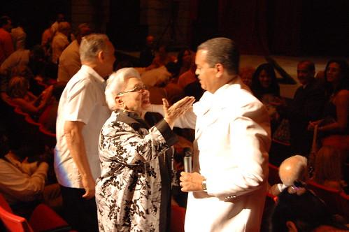 Homenaje a maria Cristina Camilo