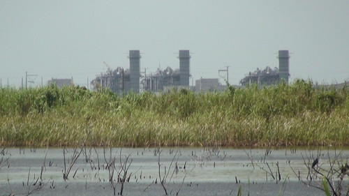 FPL plant at the headwaters of the Loxahatchee Refuge