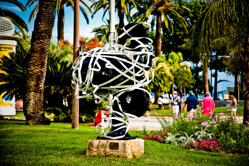 Cannes Film Festival Sculpture