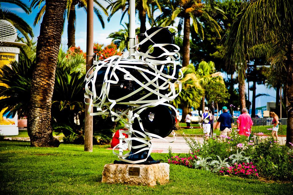 Cannes Film Festival Sculpture