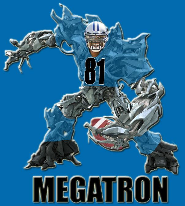 Calvin Johnson Megatron Shirt