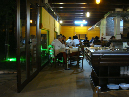 Comedor interior