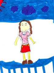 Hailey, Self Portrait
