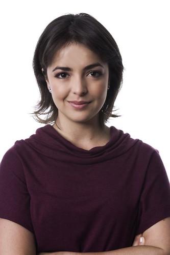 Maria Cristina Pimiento es Alejandra Pineda en El capo