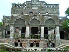 Rokeya Mahal front View