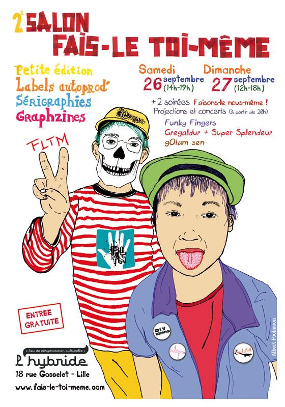 salon Fais-Le Toi Meme 2009