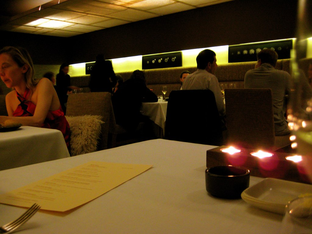 Coi dining room