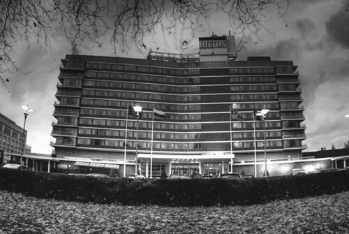 Hilton Hotel Amsterdam  PENTAX K 200D