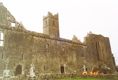 Quin Abbey _0008 (Glenister 1936) Tags: ireland abbey clare quin