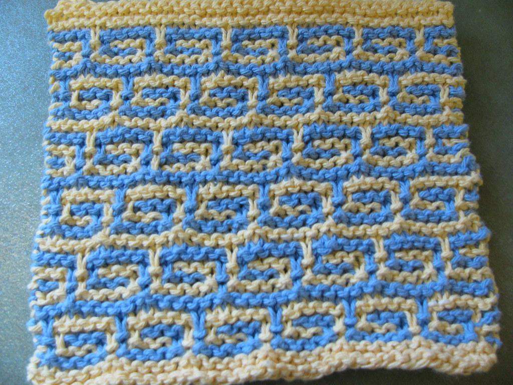 potato chip scarf knitting instructions