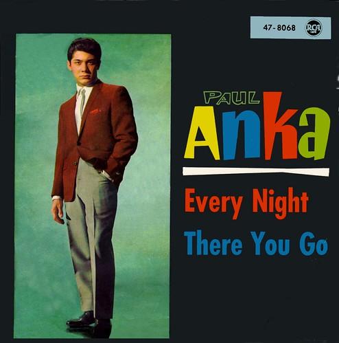 17 - Anka, Paul - Every Night - D - 1962