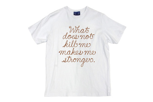 Staple - Kill Me Tee - White